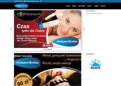 vitalsportrelax.com.pl